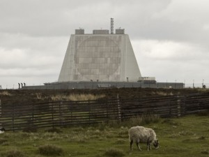 Wool Against Weapons does Fylingdales