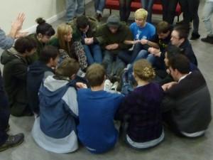 Action AWE NVDA training in Leeds