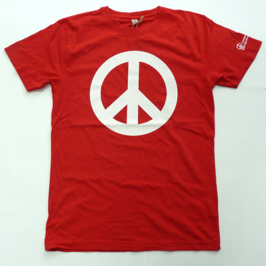 Red CND T-shirt