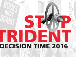 Stop Trident – Decision Time