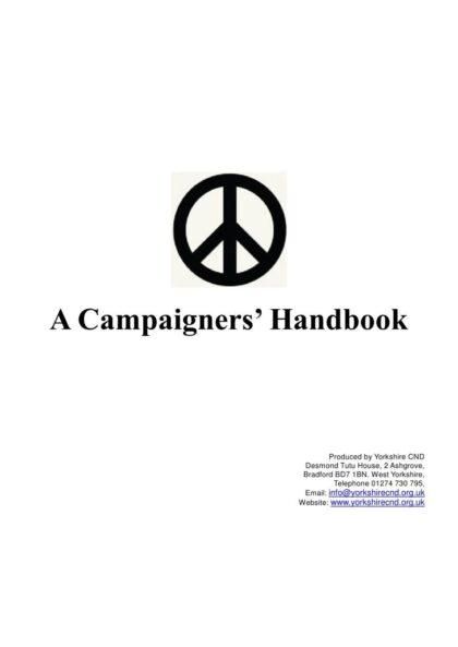 A Campaigns Handbook
