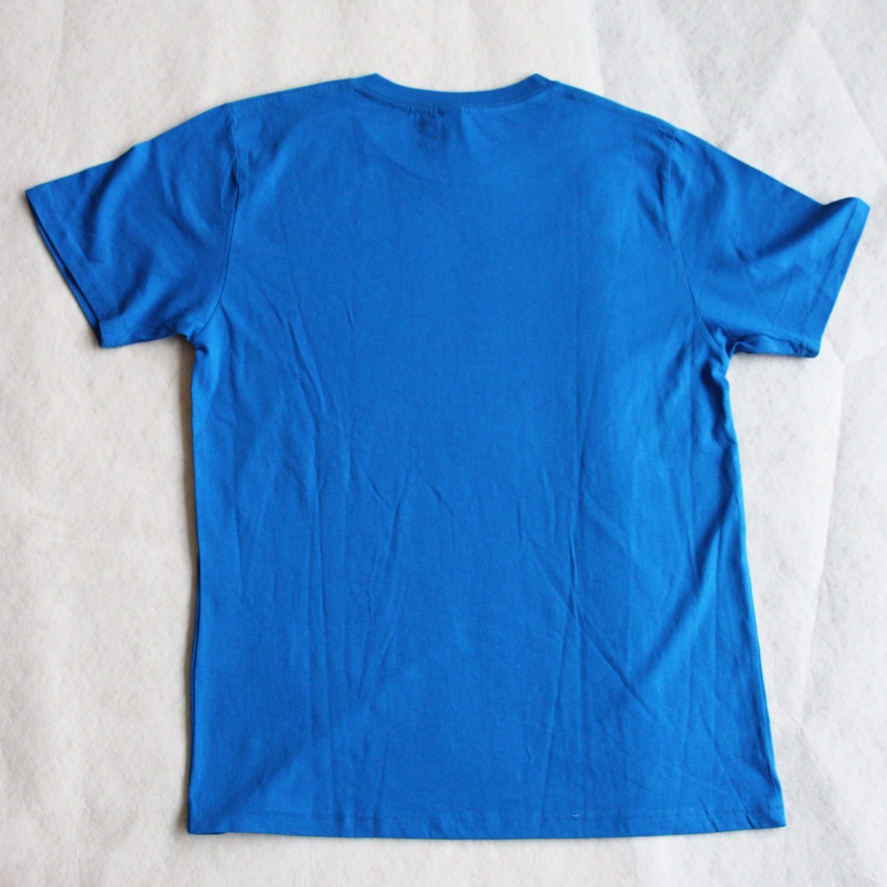 NHS Not Trident T-shirt back