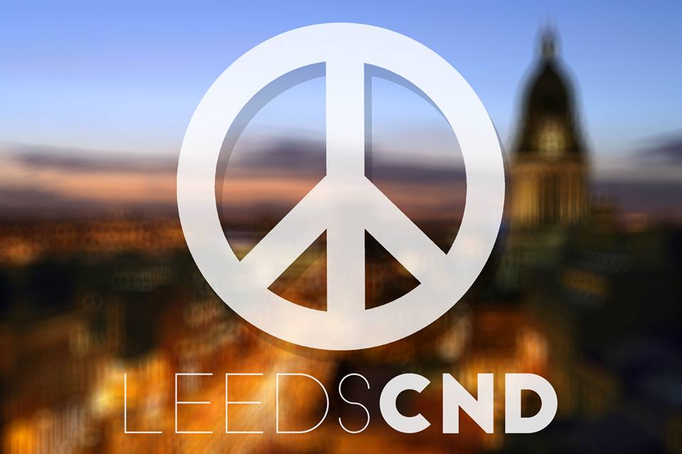 Leeds CND logo
