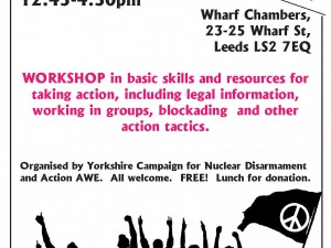 NVDA workshop, Leeds 6th Feb