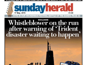 Trident Whistleblower – Petition
