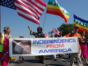 Independence from America Day – 4th July