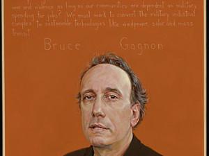 Bruce Gagnon Tour