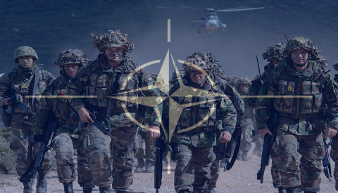 Image of nato soldiers