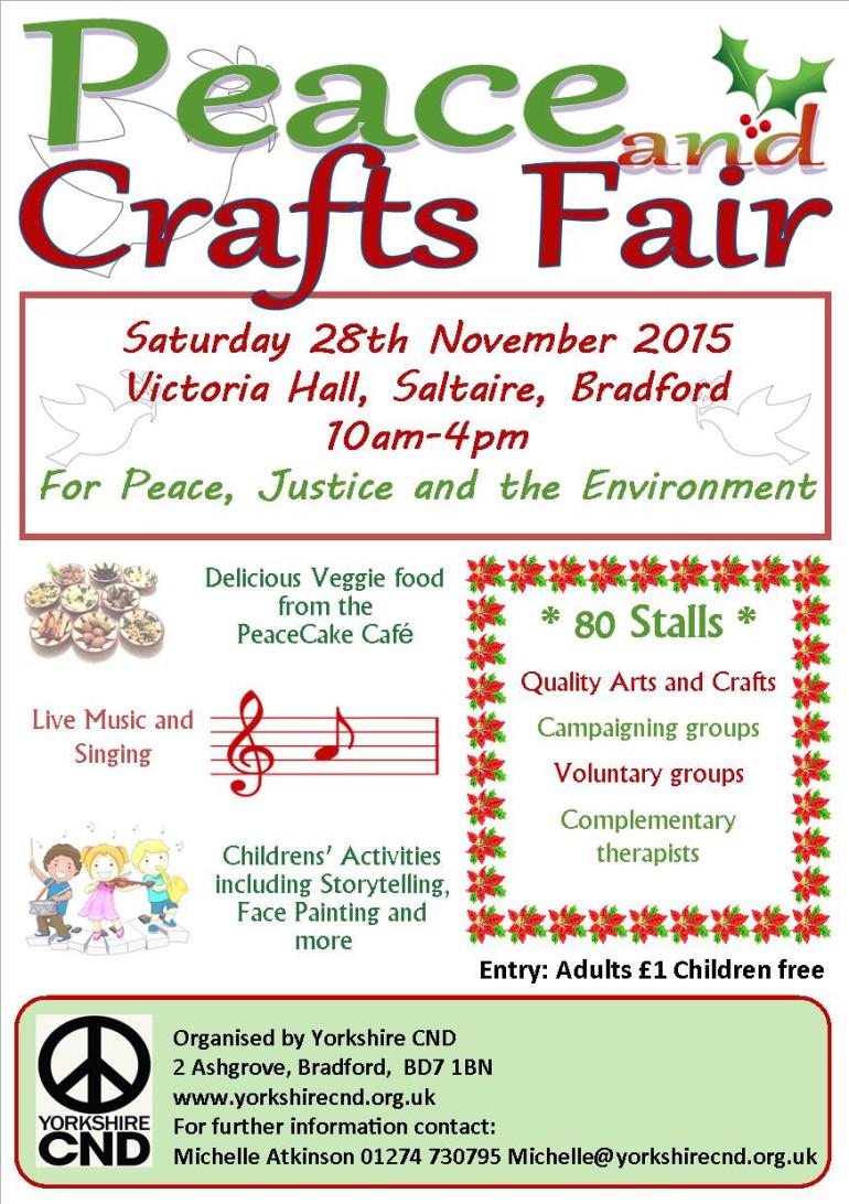 Craft Fair Nov Th  East Lyme High School