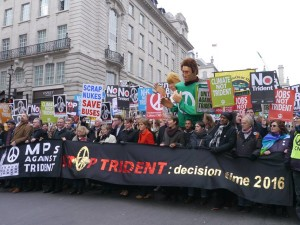 Hurray for biggest CND demo in decades!
