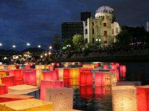Yorkshire remembers Hiroshima/Nagasaki