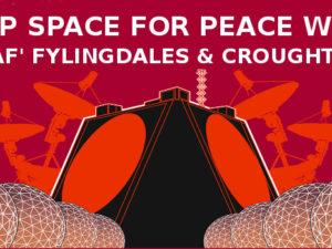 Keep Space for Peace Week demos