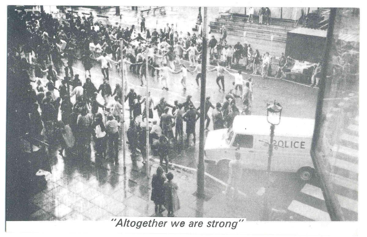Altogether-stong Manchester comman support group