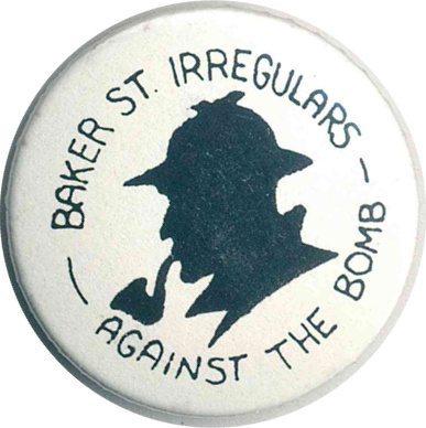 Baker ST. Irregulars Against The Bomb Badges