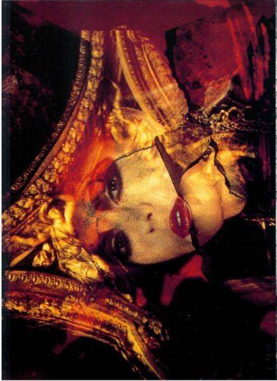 Baroque postcards