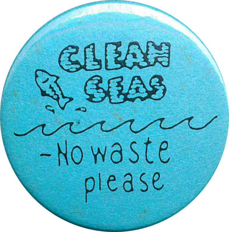 Clean Seas Badges