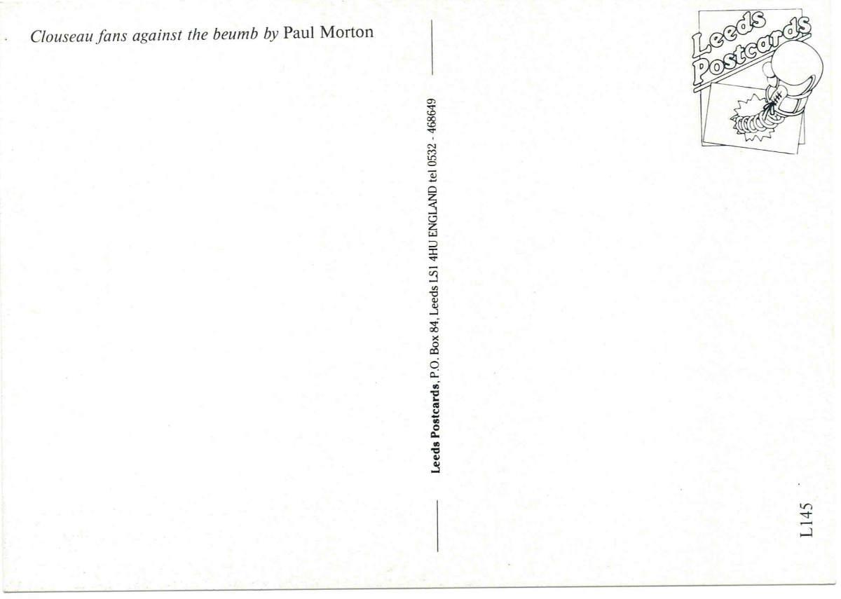 Clouseau fans against the beumb by Paul Morton