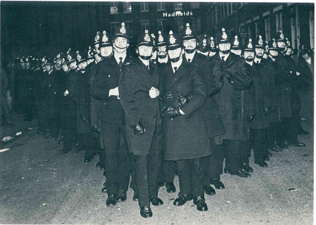 Community policing by Neville Pyne