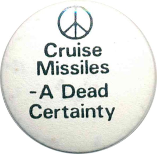 Cruise Missiles A Dead Certainty Badges
