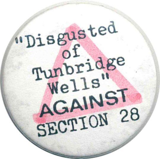 Disgusted Of Tunbridge Wells Badges