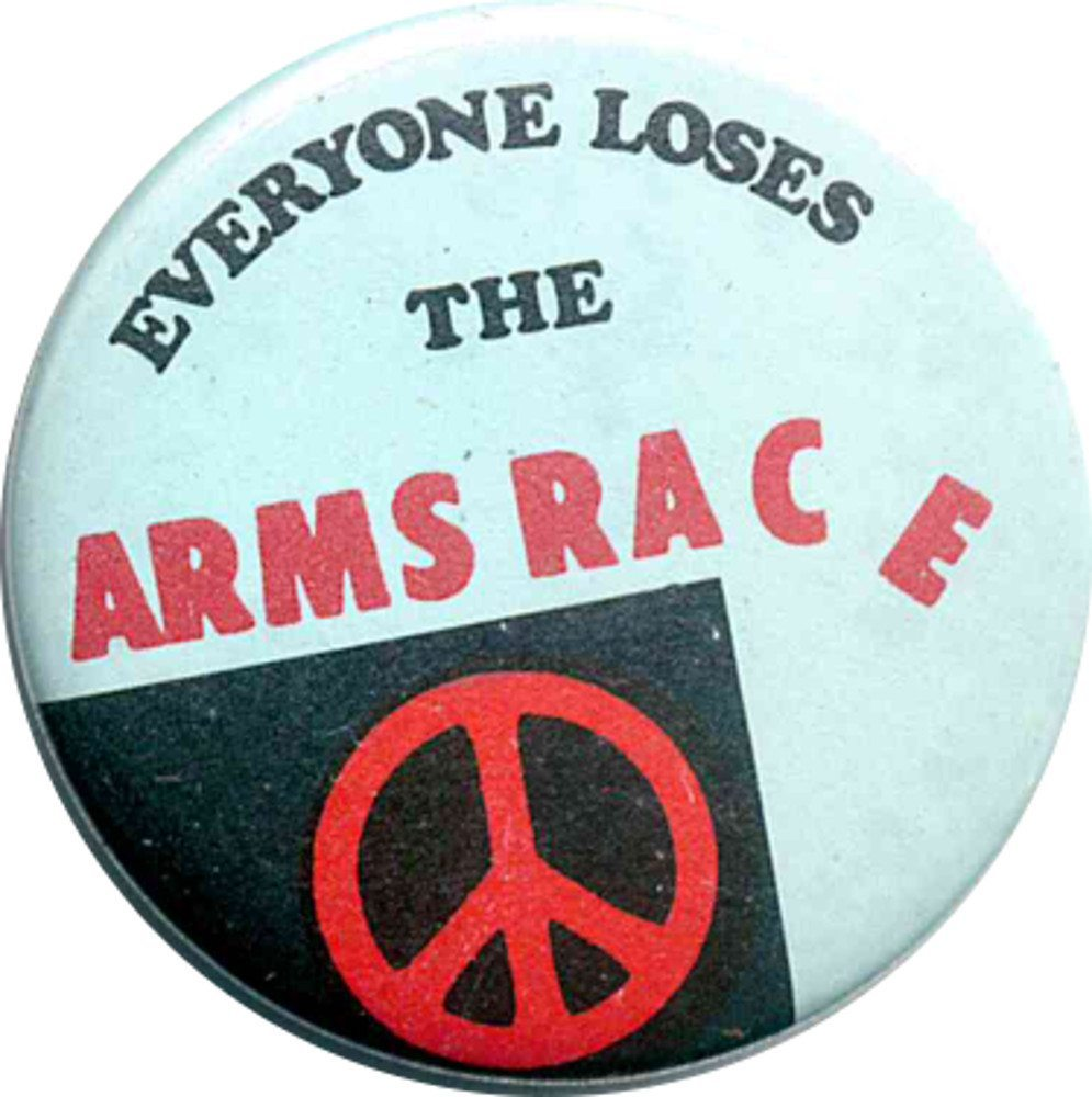 Everyone Loses The Arms Race Badges