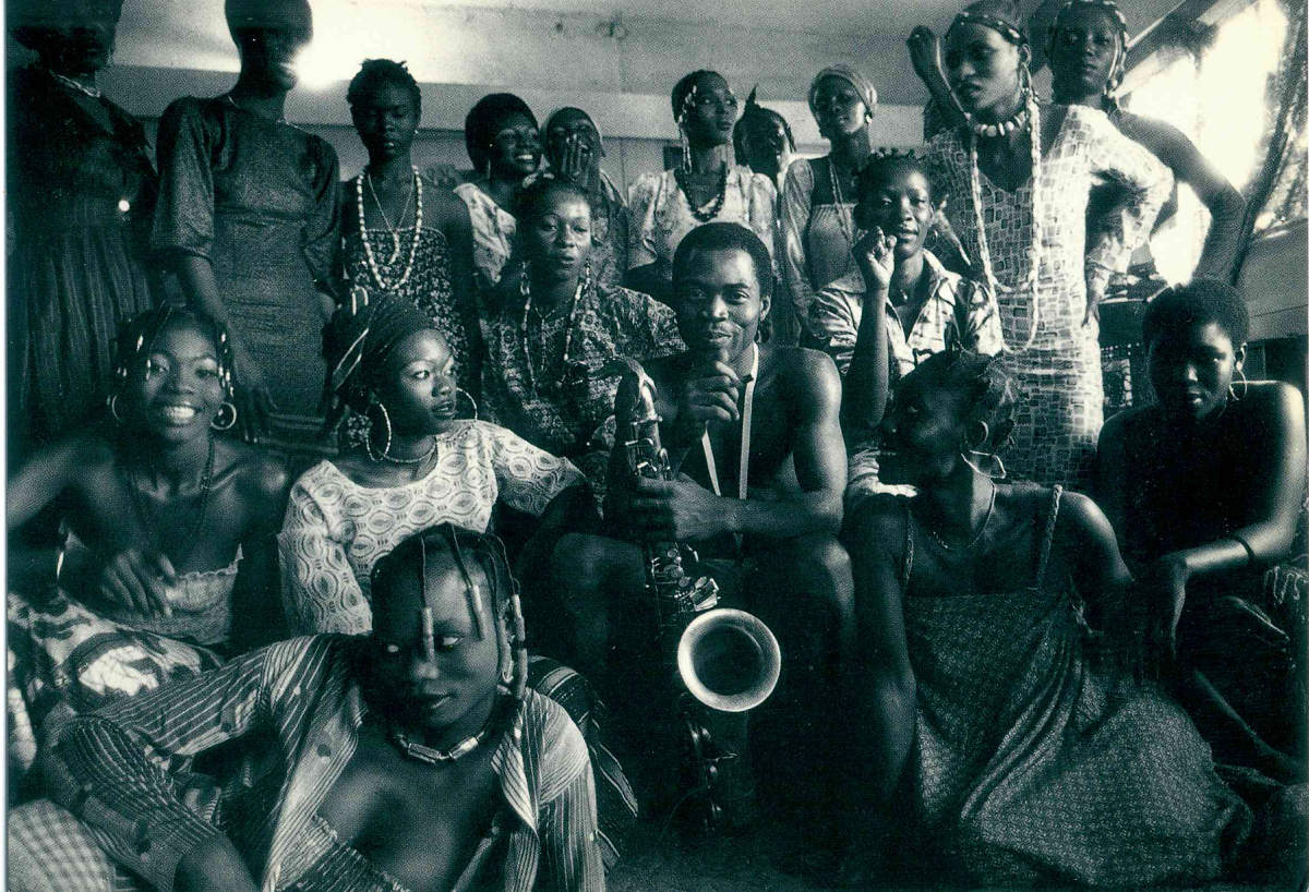 FelaKuti by Mike Wells (1978)