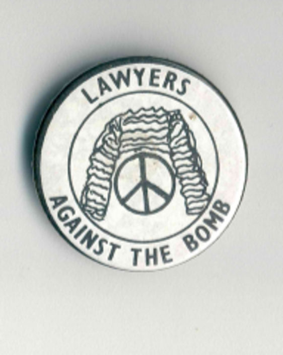 Lawyers Against The Bomb Badges