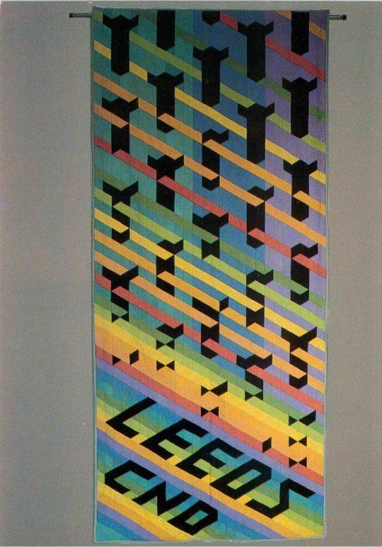 Leeds CND banner image