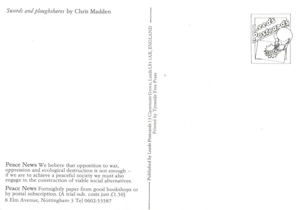 Madden-Swords-Ploughshares Chris Madden
