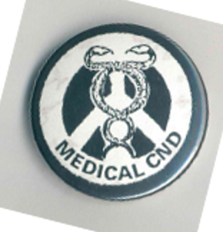 Medical CND Badges