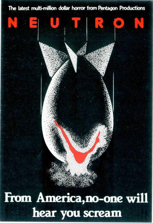 Neutron Artwork by Paul Morton