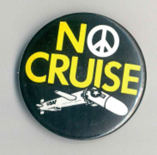 No Cruise Badges