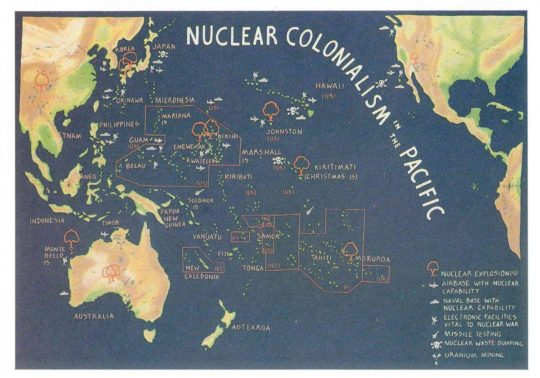 Nuclear-colonialism by Melanie Earle