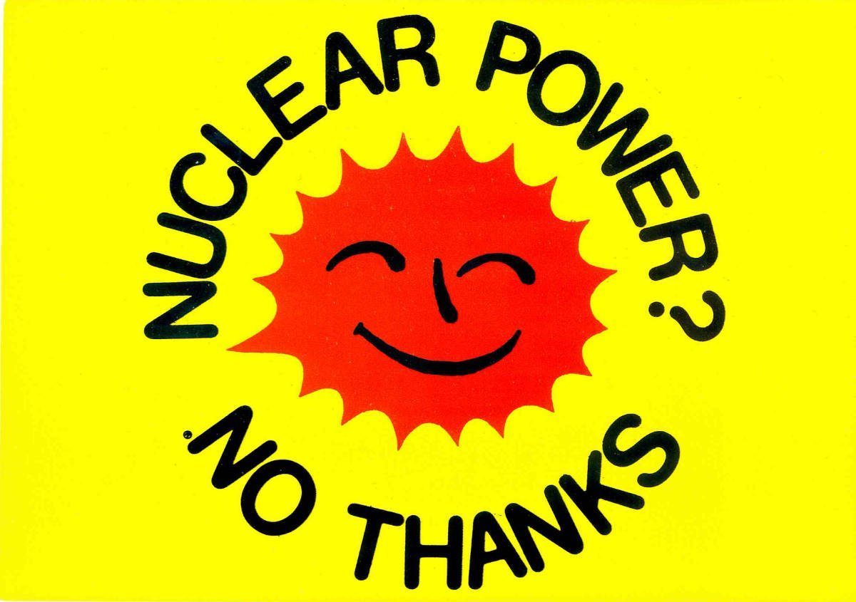 Nuclear Power, no thanks