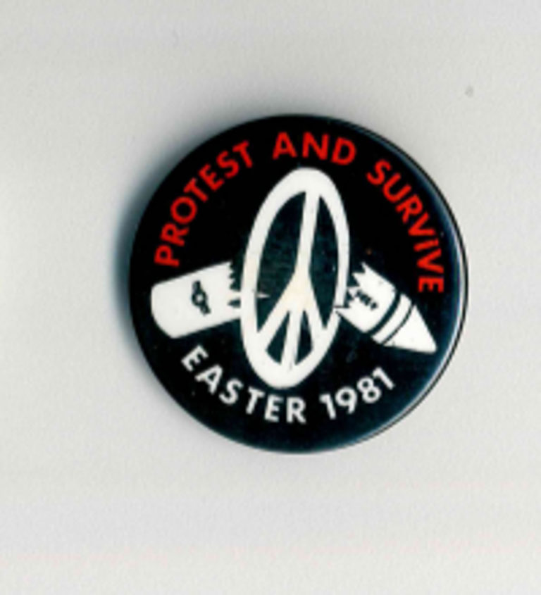 Protest And Survive Badges