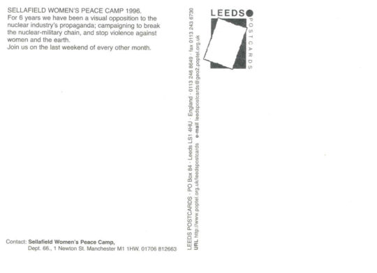 Sellafield-womens-peace-camp 1996