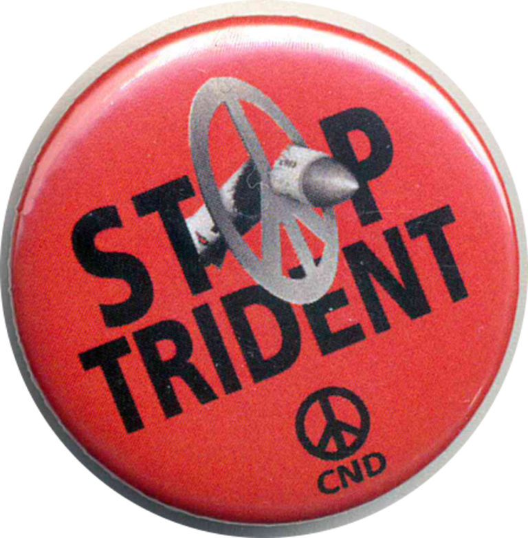Stop Trident Badges
