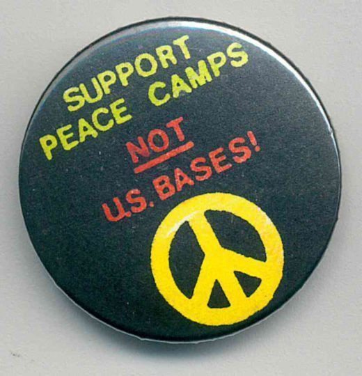 Support Peace Camps Badges