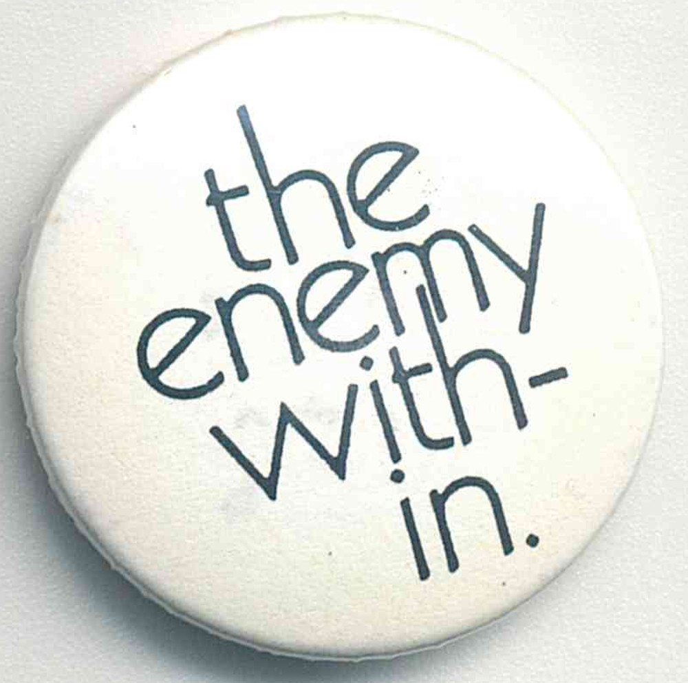 The Enemy With In Bagdes