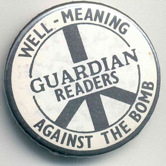 Well Meaning Against The Bomb Badges