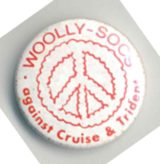 Woolly Socs Against Cruise &Trident