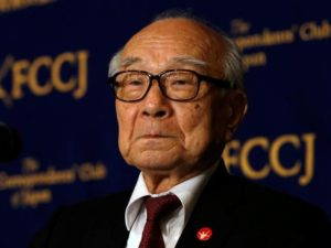Hibakusha Visit Bradford – 4th Oct