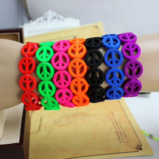 Bracelet multicolored