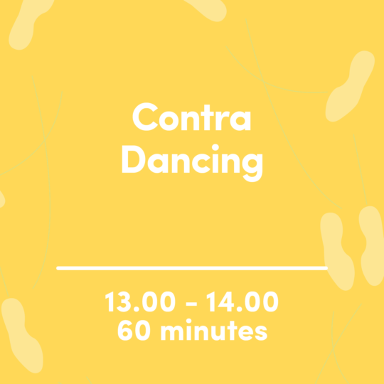 Contra Danceing