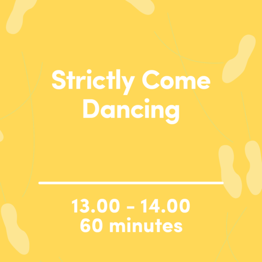 strictly come Danceing