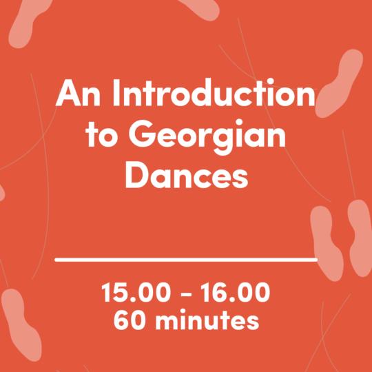 Georgian Dance image