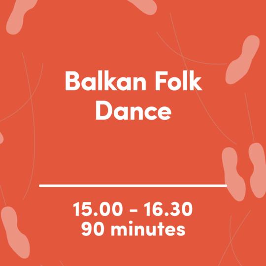 Balkan folk image