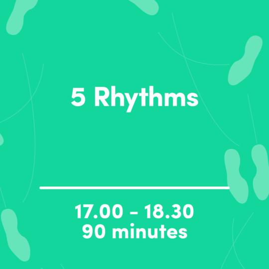5 Rhythms image