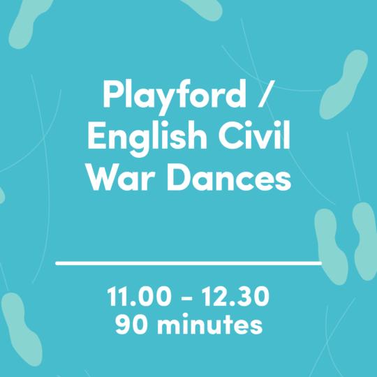 playford/ English Civil War Dances