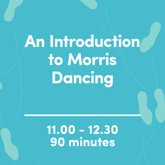 An introduction to Morris Dancing